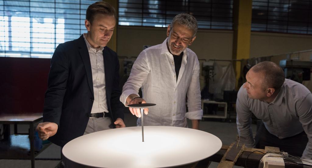 Ettore Foster & Lumina Partnership